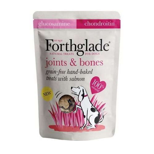 Forthglade -  Grain Free -  Joints & Bones - Dog Treats - 150g